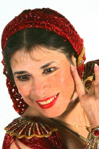 Intermediate / Advanced Oriental Dance with Morocco @ Online | New York | New York | United States