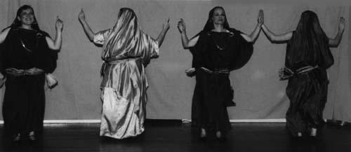 Choufou El Arbiyya: Tunisian Women's Dance
