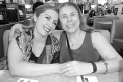 Joana Saahira & me, NYC 2015